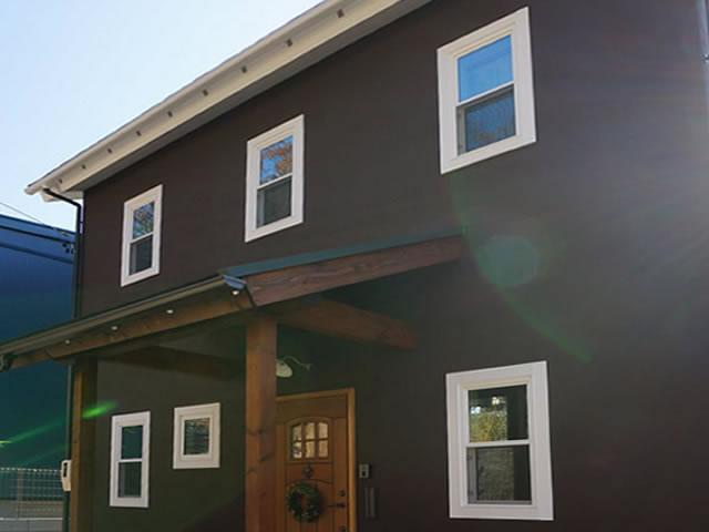 チョコレート色のMamanの家(ママンの家)