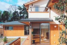 #01 和を感じる落ち着きのある家