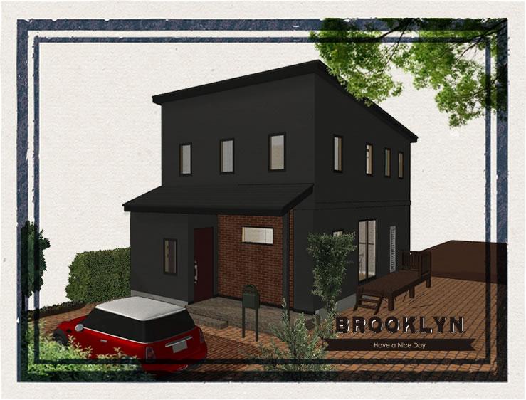 ブルックリンの外観1