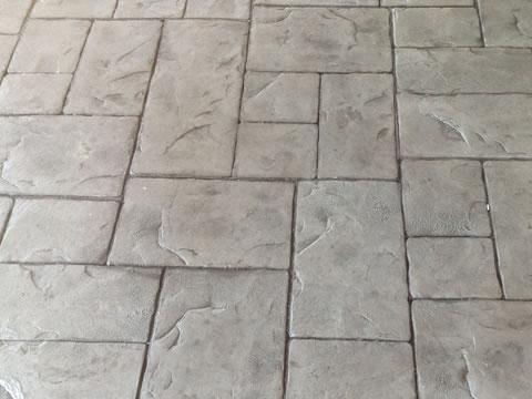デザインコンクリート 石