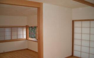 #R01 自然素材の家