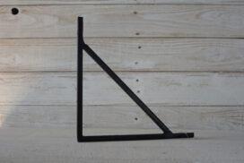 アイアンブラケットL 62791 ブラック 1,100円(税別)