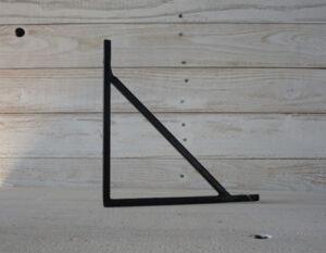 アイアンブラケットL 62791 ブラック 1,210円