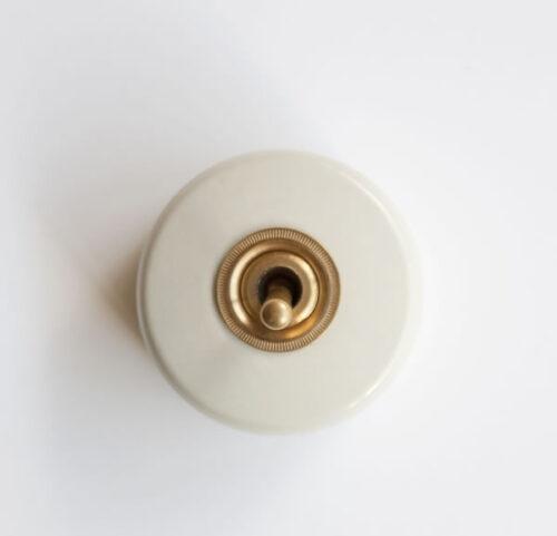陶器スイッチ ホワイト 6,380円