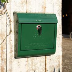 U.S.Mail box   各色13,000円(税別)