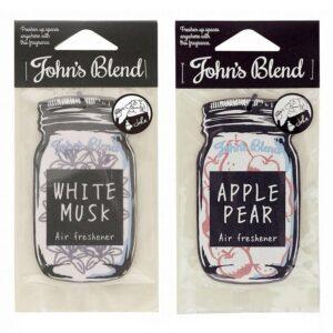 【John'sBlend】 エアーフレッシュナー  280円(税別)