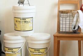 #09  DIY出来る 内装塗り壁材 ヒッキーウォール !
