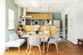 #23 北欧スタイル Mamanの家