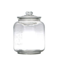GLASS COOKIE JAR 3L  1,430円