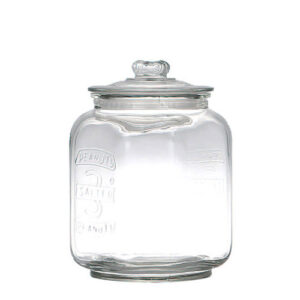 GLASS COOKIE JAR 3L  1,430円