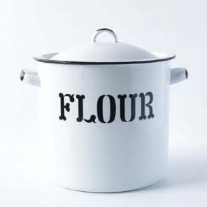 フラワー缶22cm O/L  2,640円