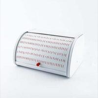 ローラートップブレッド缶S 点線 赤  3,960円