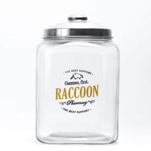 ガラスジャー RACCOON   3,520円