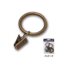 カーテンクリップGD 418円