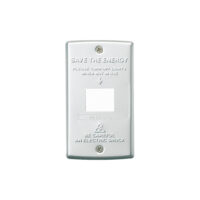 Switch plate 1穴 880円