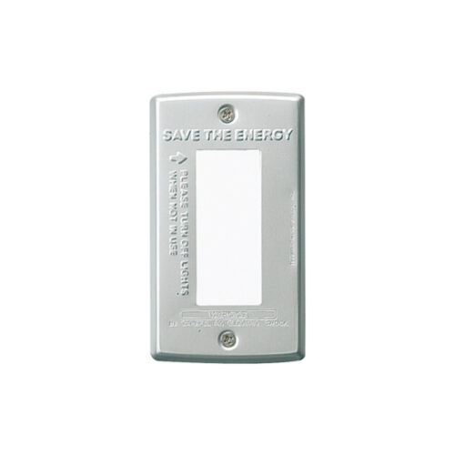 Switch plate 3穴 880円