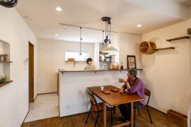 #25 キャットウォークのあるMamanの家